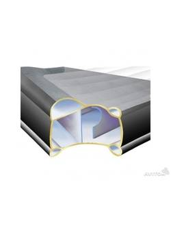 Кровать со встроенным насосом 99х191х48/43 см, Twin Deluxe, Intex 67732