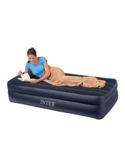 Надувная кровать 99х191х42 см, Twin, Intex 66721