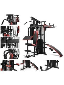 Силовой многофункциональный комплекс Atlas Sport 4st-160 pro BOX (с грушей)