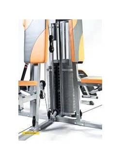 Силовой тренажер - силовая станция- Atlas Sport HG1064 (многофункциональный тренажер)