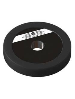 Диск 1,5 кг черный на диам. 25 мм гп020297