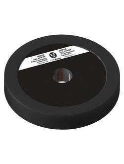 Диск 2,5 кг черный на диам. 25 мм гп020298