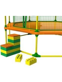 Лестница для батутов GigaBloks малая гп060301