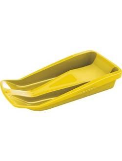 Санки-снеголет ЛЕКО 80 х 30 см желтые гп15822