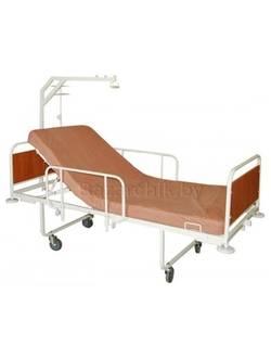 Кровать медицинская Здоровье-1 с334м с матрасом
