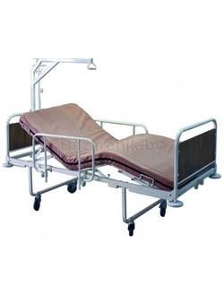 Кровать медицинская Здоровье-3 с336м с матрасом