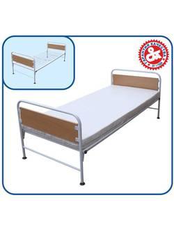 Кровать медицинская функциональная КРМ1-Узкая (однасекционная)