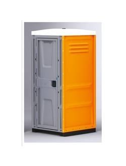 Туалетная кабина Toypek оранжевая (разобранная)