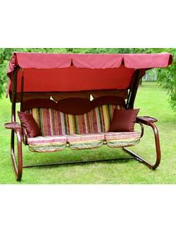 Мягкий элемент (сиденье) для садовых качелей Мастак с910