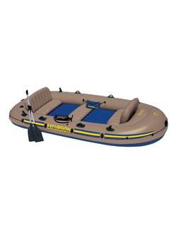 Надувная лодка Excursion 5 Intex (Интекс) 68325NP 366х168х43см