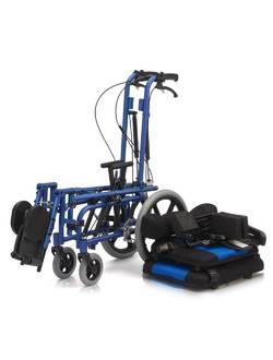 Кресло-каталка для инвалидов Armed FS958LBHP