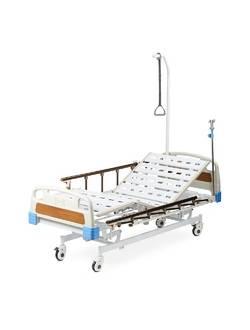 Кровать функциональная электрическая Armed RS201 с пультом ДУ (регулировка высоты)