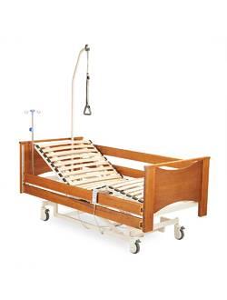 Кровать функциональная электрическая Armed FS3236WM с пультом ДУ (рентгенопрозрачное ложе, регул. высоты)
