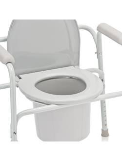 Кресло-туалет H 020B Armed