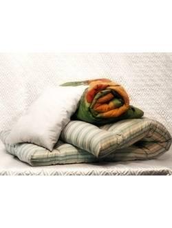 Постельный набор ЭКОНОМ-1, матрас+одеяло+подушка