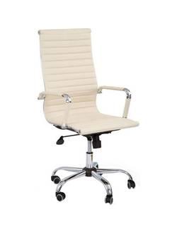Офисное кресло Mio Tesoro Рико AOC-8354B-CM (кремовый)