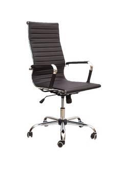Офисное кресло Mio Tesoro Рико AOC-8354B-CM (черный)