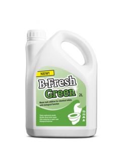Жидкость для биотуалета B-Fresh Green 2 л (нижний бак)