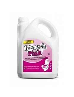 Жидкость для биотуалета B-Fresh Pink 2 л (верхний бак)