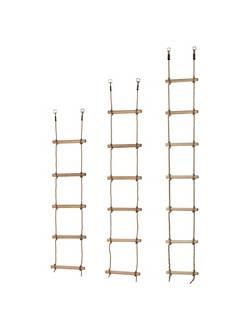 Веревочная лестница KBT 5 ступенек (1.95 м)