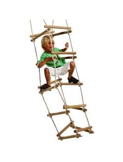 Веревочная лестница 4 стороны
