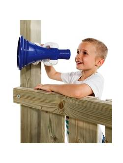 Мегафон (громкоговоритель) для детской площадки