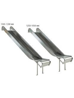 Скат Steg-On 2,37 м (нержавеющая сталь)