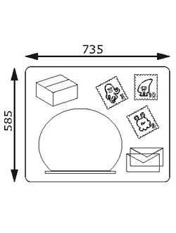 Игровая панель Почта