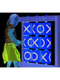 Бочонки для набора Крестики-нолики OXO-spinners KBT