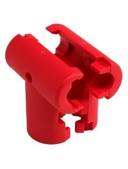 Т-образный коннектор для армированного каната