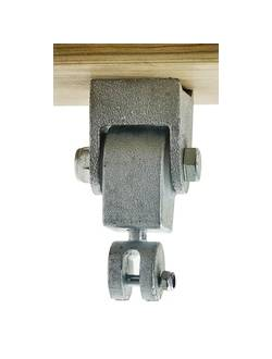 Сквозной подвес для качелей Premium нержавеющая сталь