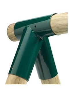 Уголок наклонный для балки 100 х 100 мм