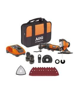 Многофункциональный инструмент AEG OMNI 12 С Li-KIT3
