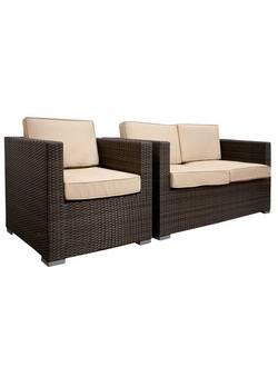 JS-S-8026 Комплект садовой мебели Sundays