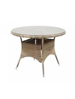 13322 Садовый стол из ротанга Garden4you WICKER