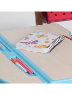 Детский комплект мебели Sundays C302-P, розовый (парта+стул)