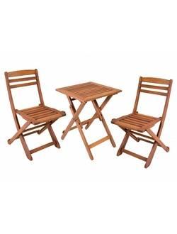 Комплект садовой мебели Garden4you ROUEN 06237/06238 (2 стула)