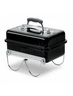 Гриль угольный Go-Anywhere GA-1131, черный
