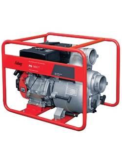 Мотопомпа для сильнозагрязненной воды FUBAG PG 1800 Т