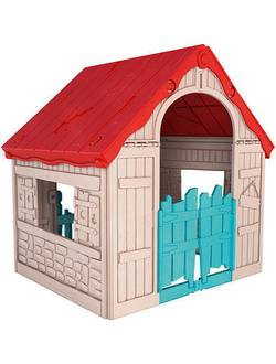 Детский Игровой Домик FOLDABLE PLAY HOUSE