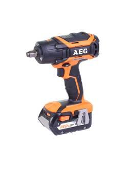 Гайковерт аккумуляторный AEG BSS18C12ZBLLI-402C