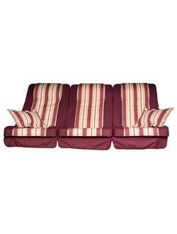 Мягкий элемент (сиденье) для качелей садовых Палермо Премиум с832