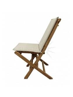 Комплект садовой мебели Sundays RECTANGLE FULL COMFORT TGF-203/001FC, тик