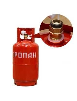 Газовый баллон 27 л с КБ-2 (клапан)