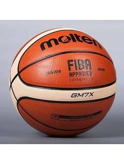 Мяч баскетбольный Molten BGG7X-X