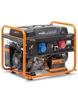 Генератор бензиновый DAEWOO GDA 7500 DPE-3