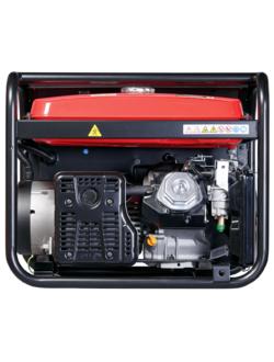 Генератор бензиновый FUBAG BS 8500 A ES с электростартером и коннектором автоматики