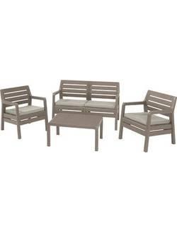 Комплект мебели Delano set, графит