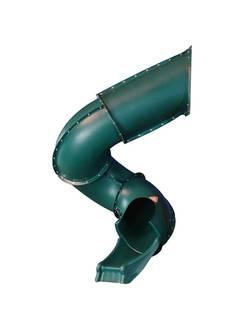 Скат-труба винтовой сборный KBT Turbo h-1500mm