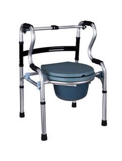 Кресло-туалет Heiler Transformer 2в1 ВА842